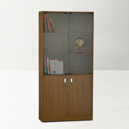 Spacewood Kosmo Book Cabinet Teak,Bookshelves