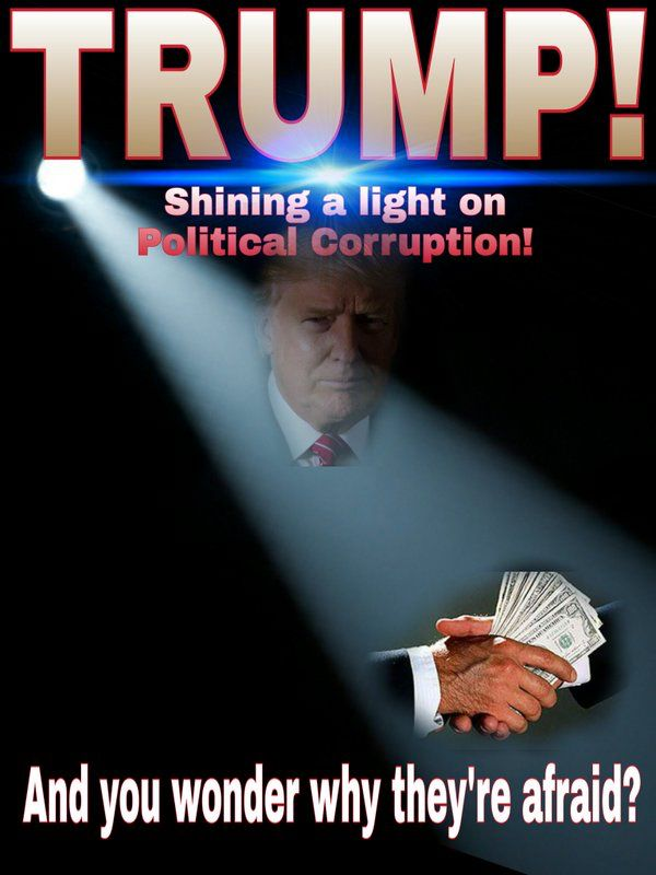 Thieving Con Man Trump is Corruption... Trump Univ. Scam, Golf Course Property tax Scam, Bankruptcies, numerous legal actions against Trump, etc.