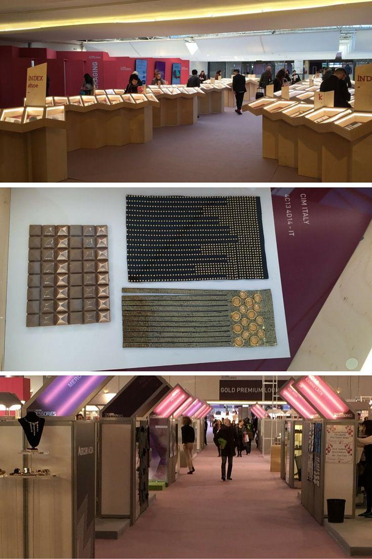 Dettagli preziosi in anteprima a Première Vision Paris 2016 - Accessori per abbigliamento e pelletteria
