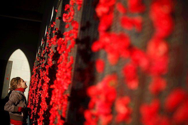 ANZAC Day commemorations across Australia.