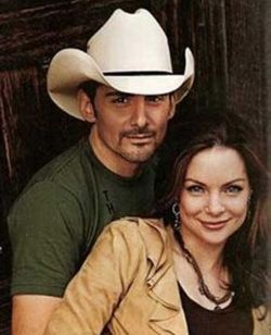 brad paisley and kimberly williams paisley~she is a lucky, lucky woman~
