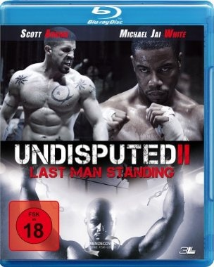 Undisputed 2  2006 USA      IMDB Rating 6,8 (10.187)  Darsteller: Michael Jai White, Scott Adkins, Ben Cross, Eli Danker, Mark Ivanir,  Genre: Action, Crime, Drama,  FSK: 18