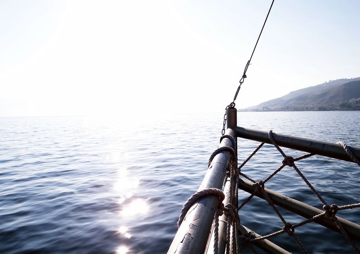 Sea of Galilee - Israel (Dec. 2013)