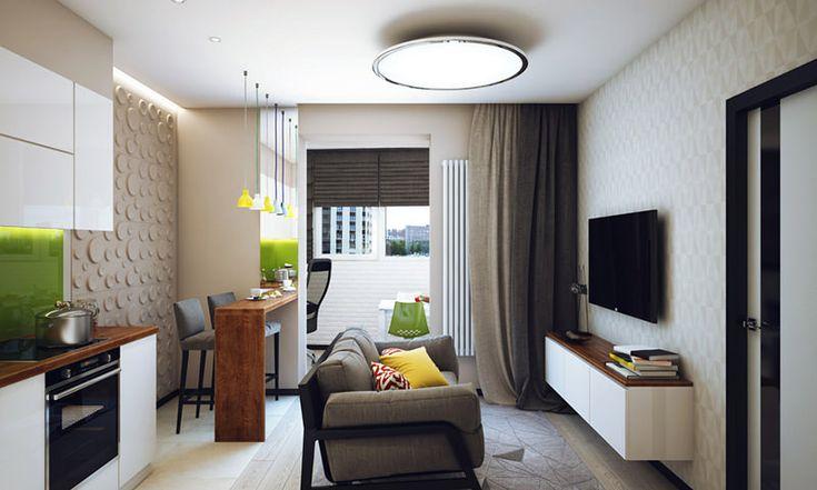 Apartamento de um quarto aconchegante e perfeito para solteiros - limaonagua