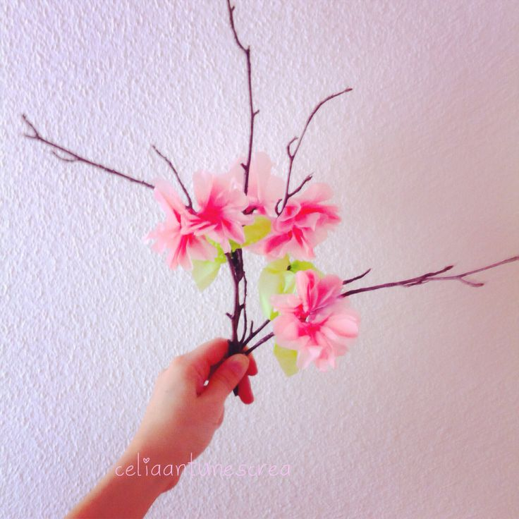 decorating at home with paper art