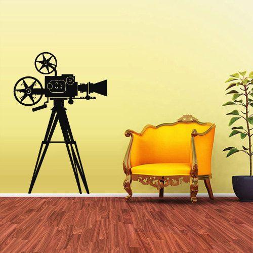 54 best Retro cinema inspired decor images on Pinterest | Cinema ...