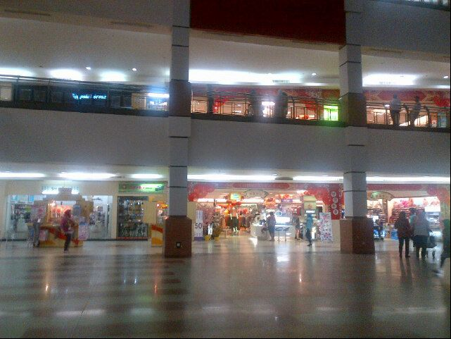 Palembang Square Mall di Palembang, Sumatera Selatan