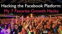 Hacking the Facebook Platform  7 Favorite Growth Hacks Coupon|$0 100% Off #coupon