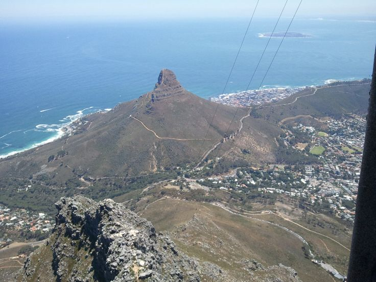 Signal Hill Cape Town...