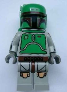Boba Fett (Cloud City - Printed Arms & Legs) - SW107