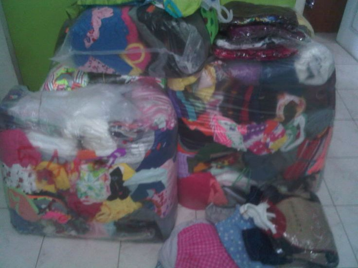 Ready Stok Paket Karungan dan Bal-Balan Baju Anak Branded