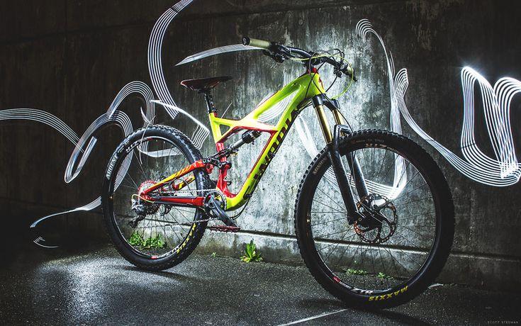 S-Works Enduro 650b Custom Build - ScottStedman's Bike Check - Vital MTB