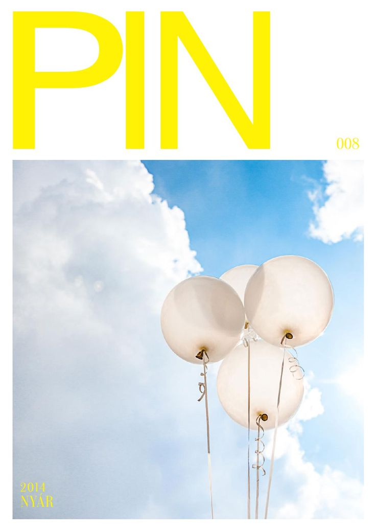 Pin magazin no.8   2014 NYÁR
