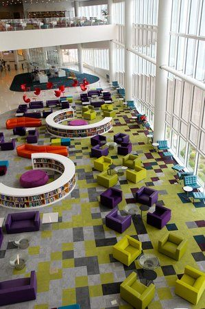 Great Lobby Designs University