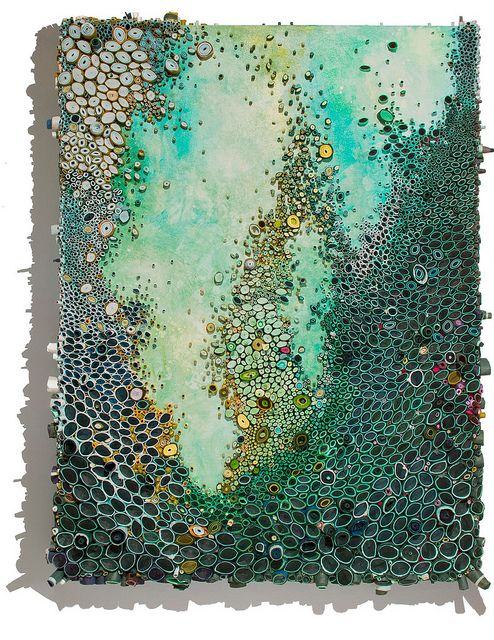 all things paper: Dimensional Collages - Amy Eisenfeld Genser