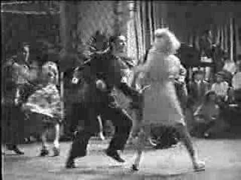 Swing Dancing from the Movie Twiced Blessed (1945)....digging the jive during WWII