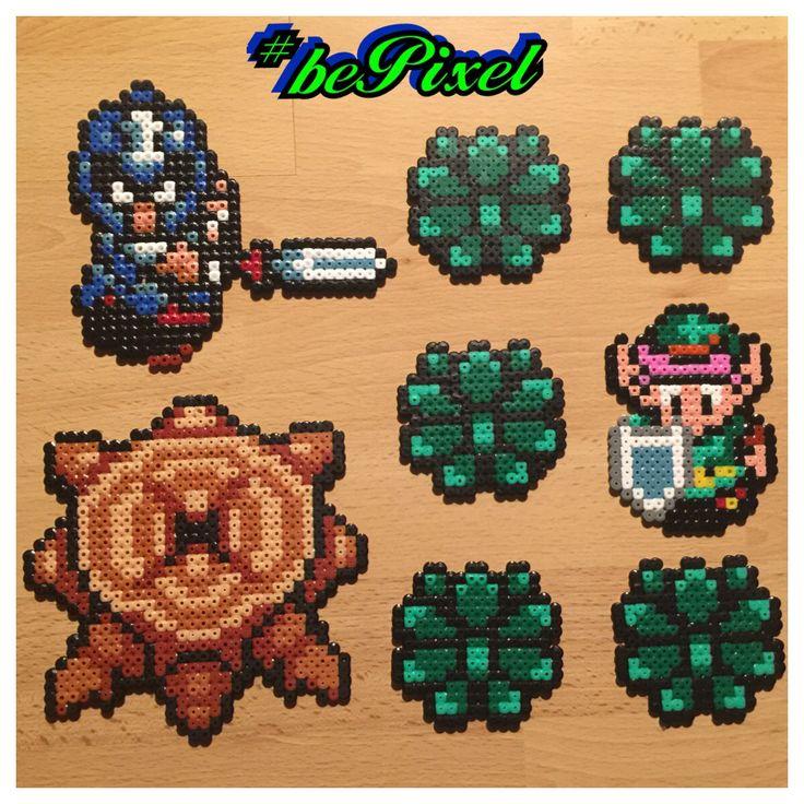 Additional Zelda Stuff - The legend of Zelda #thebiggestproject #part4 #kopfzeile #bepixel #retro #retrospiele #kniffelig #creativity #thelegendofzelda #treeoflife #treezelda #zelda #nintendo #mydesign #alotofbeads #@sketchy #hama #spielzeughafen #pearlerbeads #pearler #diy #creative #artkal #pixelart #pixel #lonlongtimeago #bügelperlen #iamback #midi #midibeads #zelda #creditme