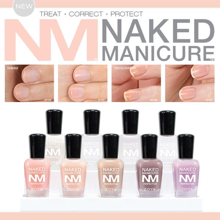 The Zoya Naked Manicure Treatment System