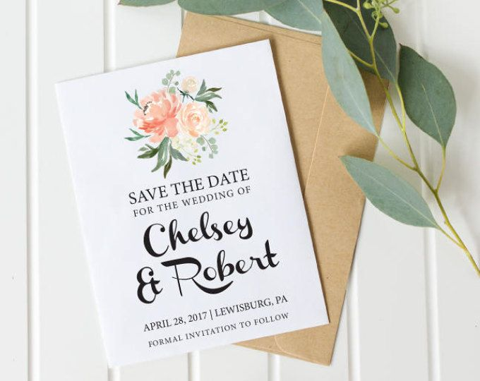 Best Save The Dates Images On