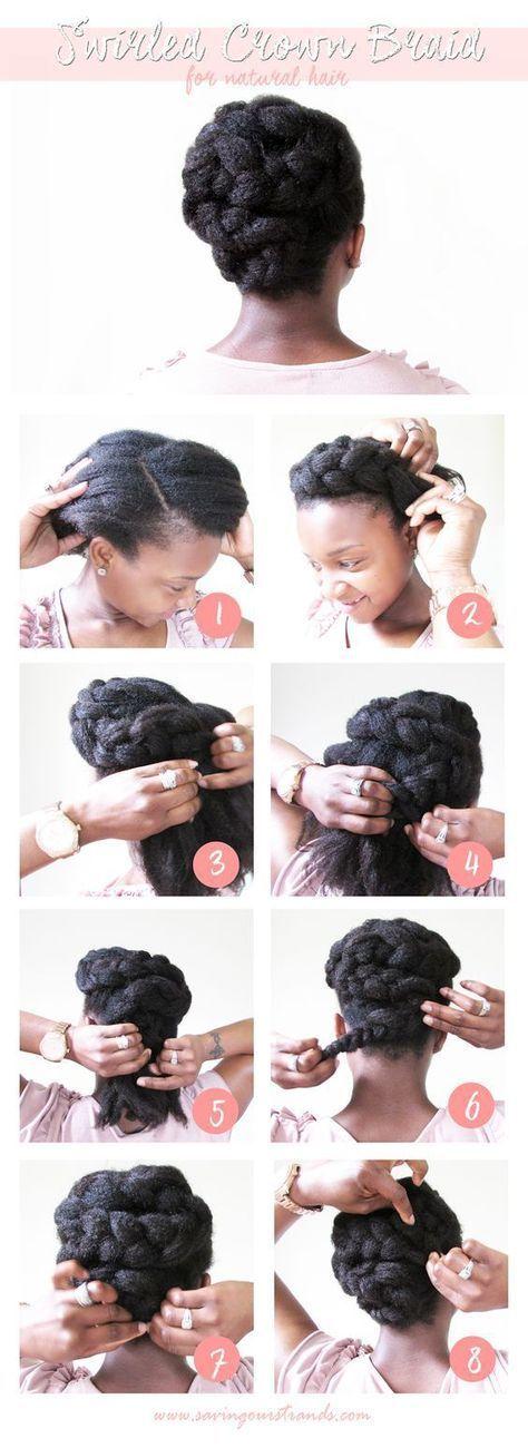 Mejores 1152 imágenes de Hair Braids 101 en Pinterest | Buen corte ...