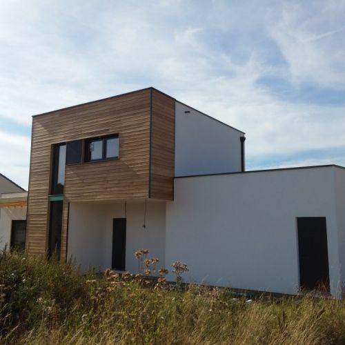 16 best Maison ossature bois Petite Hettange Lorraine Moselle images