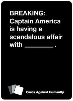 35 cards to add to your cards against humanity deck