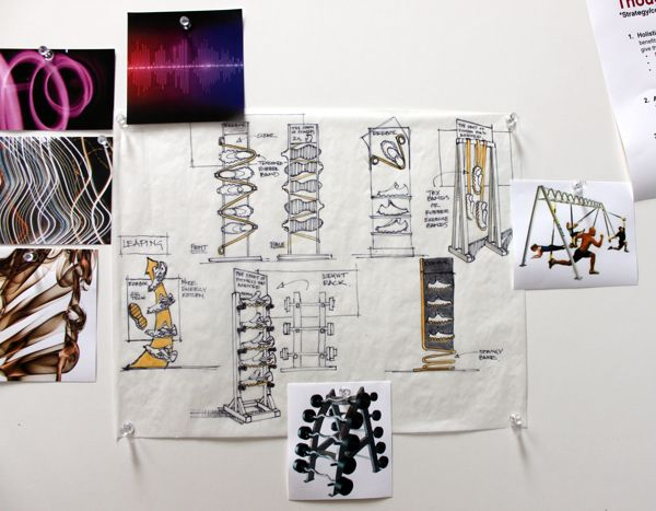Ideation Conceptualization By Jake Childs Via Behance