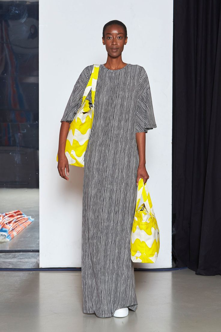 Marimekko Spring 2018 Fashion Show, The Best of Paris Fashion Week Runway at TheImpression.com - Fashion news, street style, models, & more