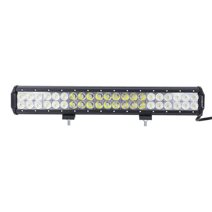 20 inch 126W Cree Flood & Spot Dual Row LED Light Bar Off Road Work Light