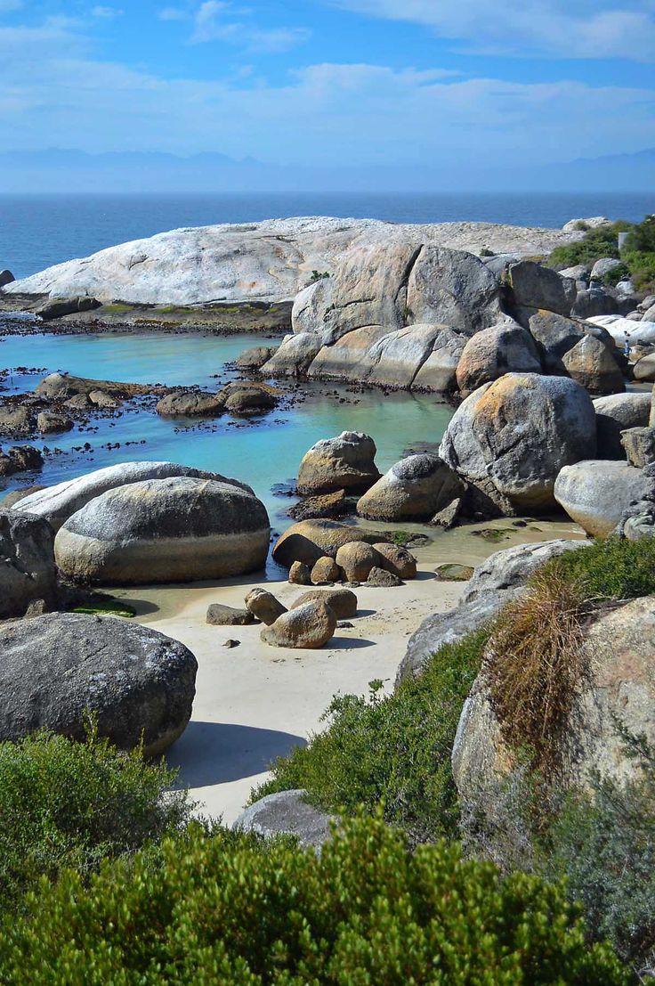 Boulders Beach, South Africa | heneedsfood.com