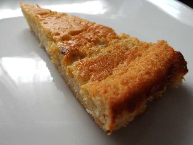 Vanille Kokos Traumkuchen mit Bittermandel Note | Low Carb Rezepte