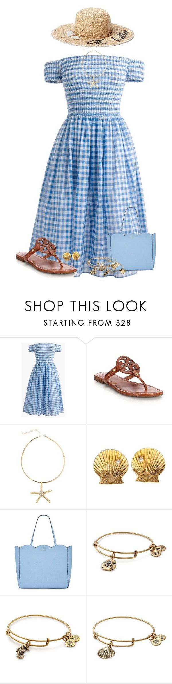 """""""Isaiah 5:35"""" by southerngirlslovepearls ❤ liked on Polyvore featuring J.Crew, Tory Burch, Lilly Pulitzer, Tiffany & Co., Kate Spade and Alex and Ani"""