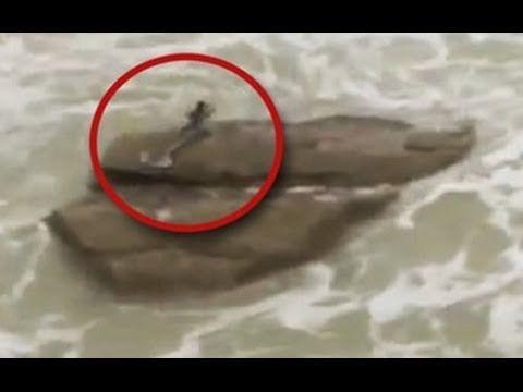 Sirena REAL grabada en Israel , ¡LAS SIRENAS EXISTEN!