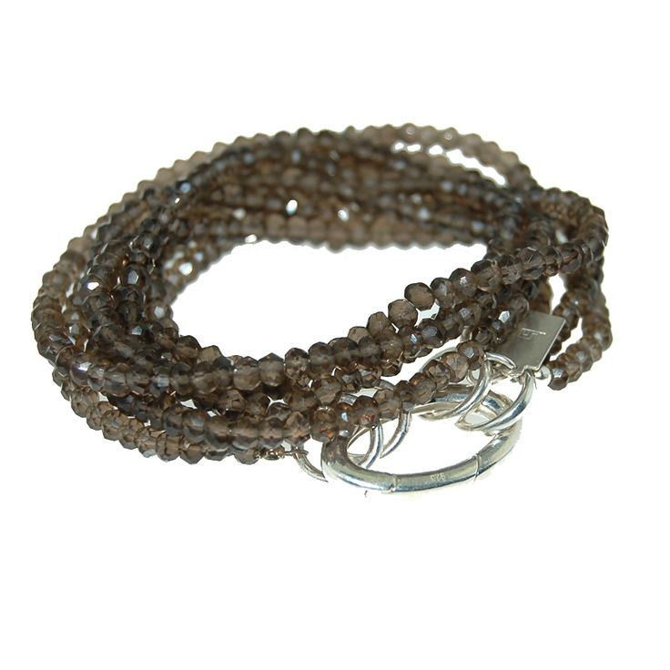 Smokey Quartz Bracelet (B386R) $300