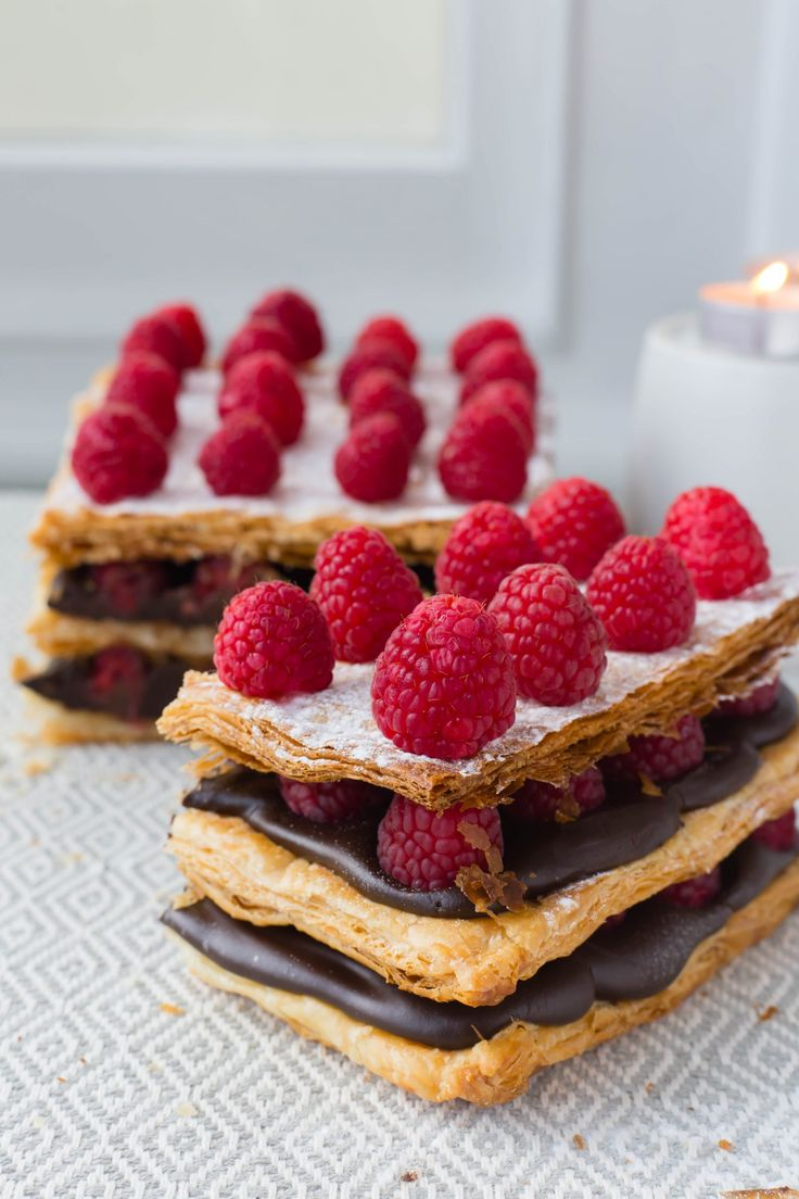 This Thermomix Chocolate Millefeuille is one of the best Thermomix dessert recipes ever. The chocolate ganache is super easy to make and so naughty.