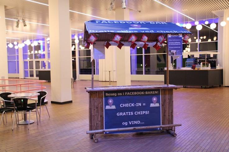 Aalborg Kongres & Kultur Center havde i weekenden til showet med Casper og Frank lavet en helt ny og særlig bar! via KoniXon