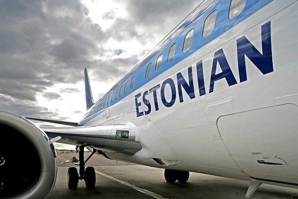 Estonian Air by Flygstolen, via Flickr #EstonianAir #aircraft #flight
