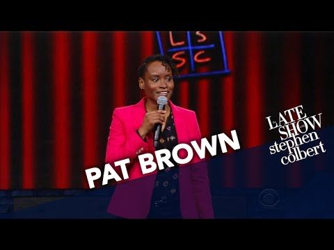 Comedian Pat Brown Thinks Barack And Michelle Still Do It — Comedian PAT BROWN