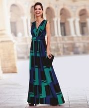 Together Printed Maxi Dress from Sears Catalogue  $99.99