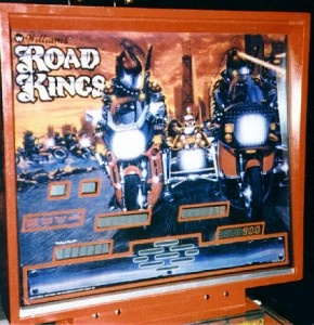 Williams Road Kings | Midwest Pinball | http://mwpinball.com/1986-williams-road-kings-1500/