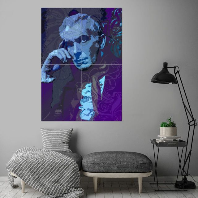 26% OFF all products this weekend  Use code: SPRING26 . House of Usher Vincent Poster. #gothic #horror #poe #purple #thefallofthehouseofusher #rogercormanmovie #cinema #film #vincent #art #artist #design #modern  #sale #sales #discount #posters #gifts #giftideas #homegifts #39 #wallart #livingroom #decoration #home #homedecor #cool #awesome #giftsforhim #giftsforher #displate #thefallofthehouseofusherposter  #stories