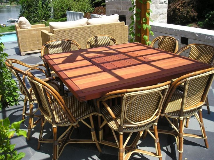 Best 25 Patio Furniture Covers Ideas On Pinterest  Patio Mesmerizing Dining Room Table Protective Covers Design Ideas