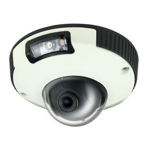 CMIP3722 IP Dome Camera with Video Compression, 2MP, CMOS