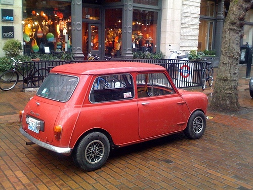 1963 austin mini 850 what was in my garage pinterest for Garage austin mini