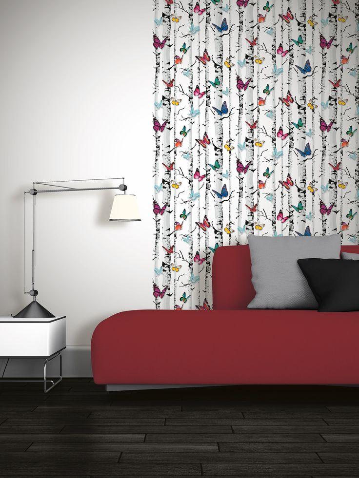 Jurnal de design interior: Cum pot motivele de pe tapet schimba atmosfera într-o cameră?