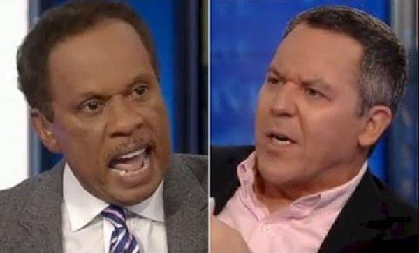 [VIDEO] Greg Gutfeld Rips Juan Williams Limb From Limb After He Called Him Racist