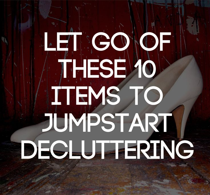 Actual good list of what to get rid of, and practical steps about how to do it. Wish I read this at the start of my minimalism journey.