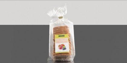 Fine Biscuits Red Fruits, galletas holandesas sabor mantequilla y frutos rojos