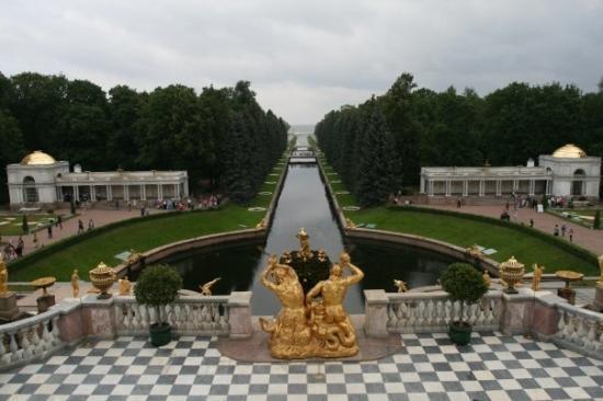 Summer Palace, St, Petersburg