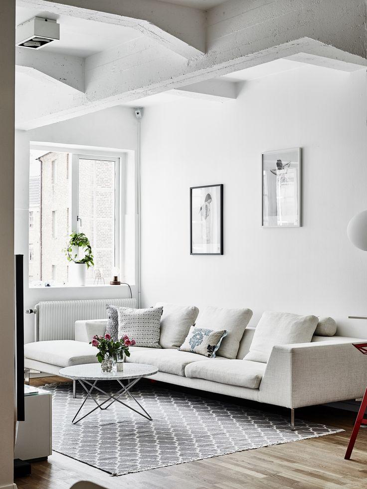 Scandinavian Interior Design Living Room Pinterest